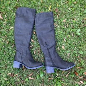 So Brand Over the Knee Boots